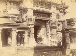 Northern entrance of the Jagannatha Temple, Puri